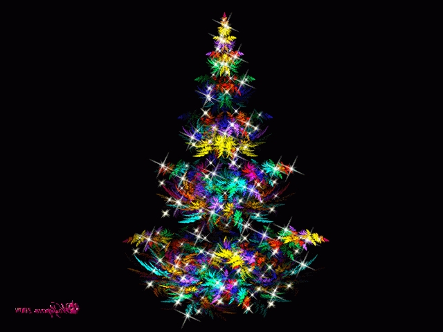 Clipart flashing christmas tree png library download Clipart flashing christmas tree - ClipartFest png library download