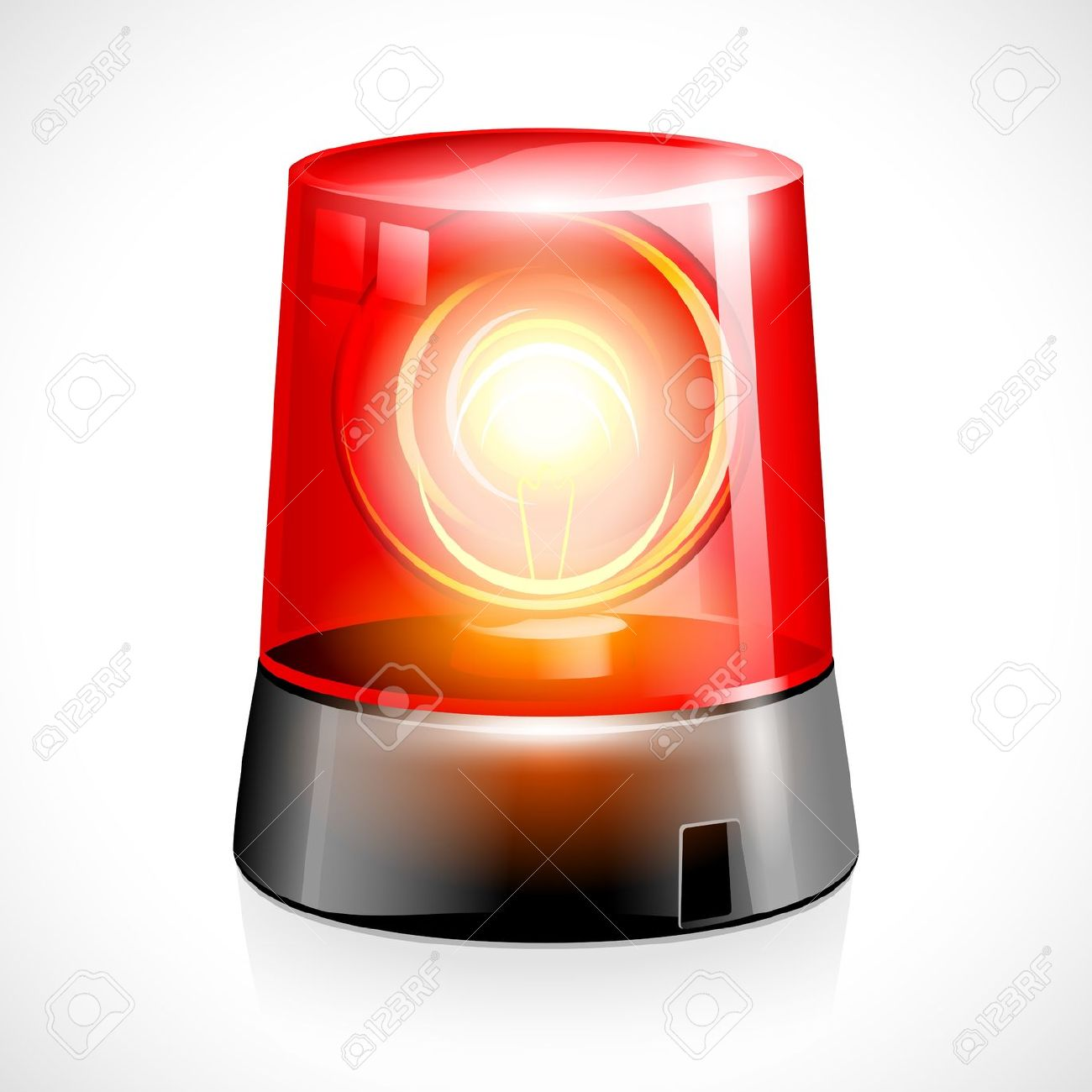 Clipart flashing lights graphic library download Clipart flashing red light - ClipartFest graphic library download