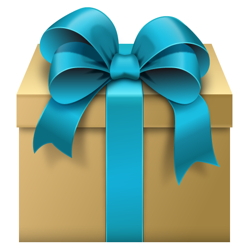 Clipart flashing present box picture free Present box clipart - ClipartFest picture free