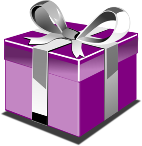 Clipart flashing present box clip free library Present box clipart - ClipartFest clip free library