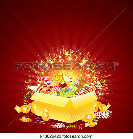 Clipart flashing present box png freeuse download Clipart flashing present box - ClipartFest png freeuse download