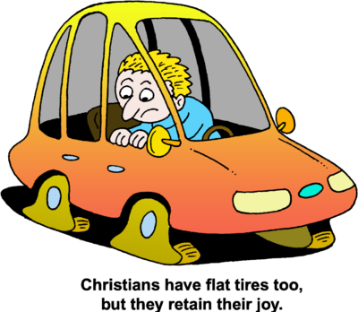 Clipart flat png free download Clipart Car Flat Tire & Free Clip Art Images #28014 - Clipartimage.com png free download