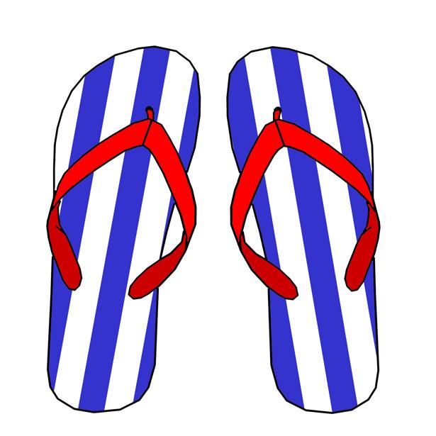Flip flop clipart free freeuse stock 24+ Free Flip Flop Clip Art | ClipartLook freeuse stock