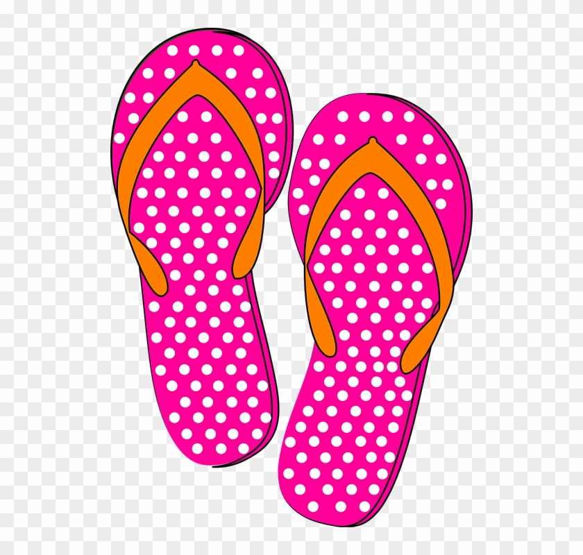 Flip flop clipart free graphic black and white Flip, Flops Free Images On - Flip Flop Clipart, HD Png Download ... graphic black and white