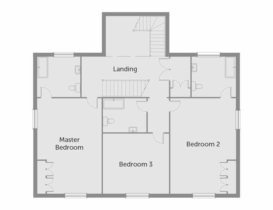 Clipart floorplan freeuse download The Drive First Floor - Floor Plan Free PNG Images & Clipart ... freeuse download