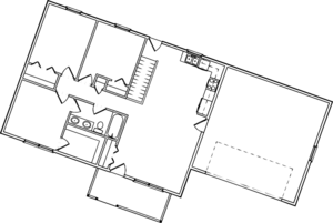 Clipart floorplan library House Floor Plan Clip Art at Clker.com - vector clip art online ... library