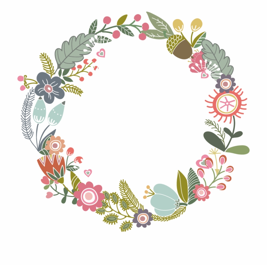 Clipart floral border graphic freeuse library Flower Paper Design Floral Border Ribbon Clipart - Floral Border ... graphic freeuse library