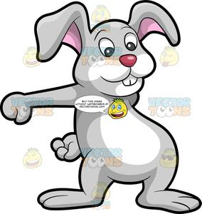 Clipart floss clip transparent library The Easter Bunny Dancing The Floss clip transparent library