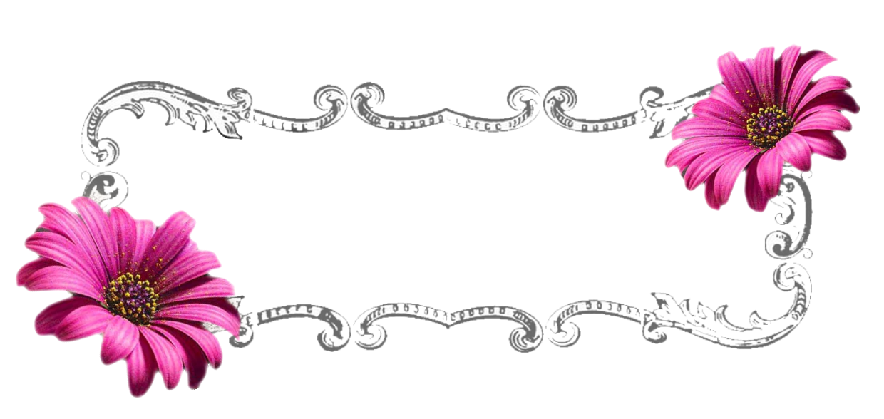 Clipart flower banner image transparent library Floral banner Png by life-as-me on DeviantArt image transparent library