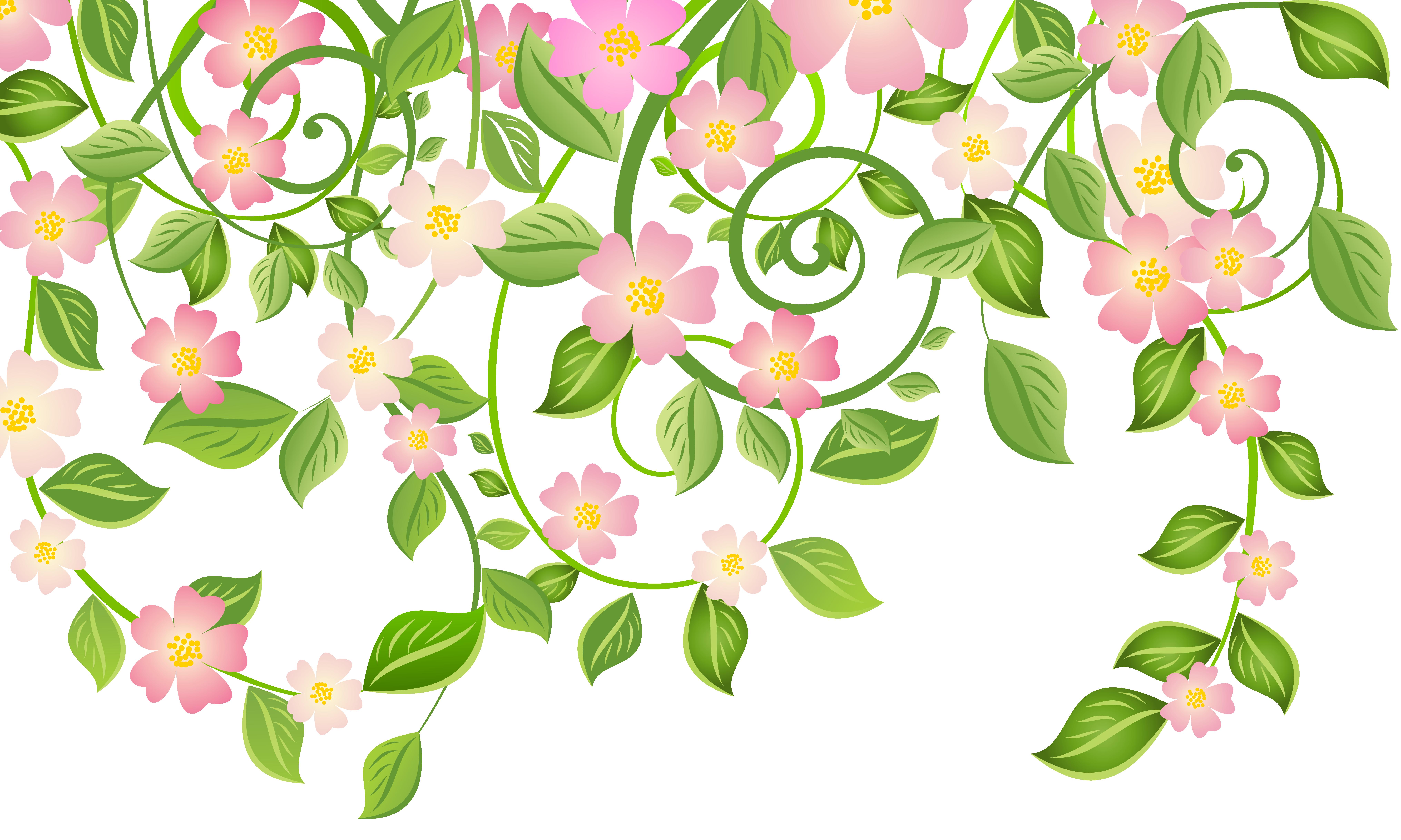 Flower garden clipart png freeuse Spring Flower Garden Clip Art - treknepal.asia png freeuse