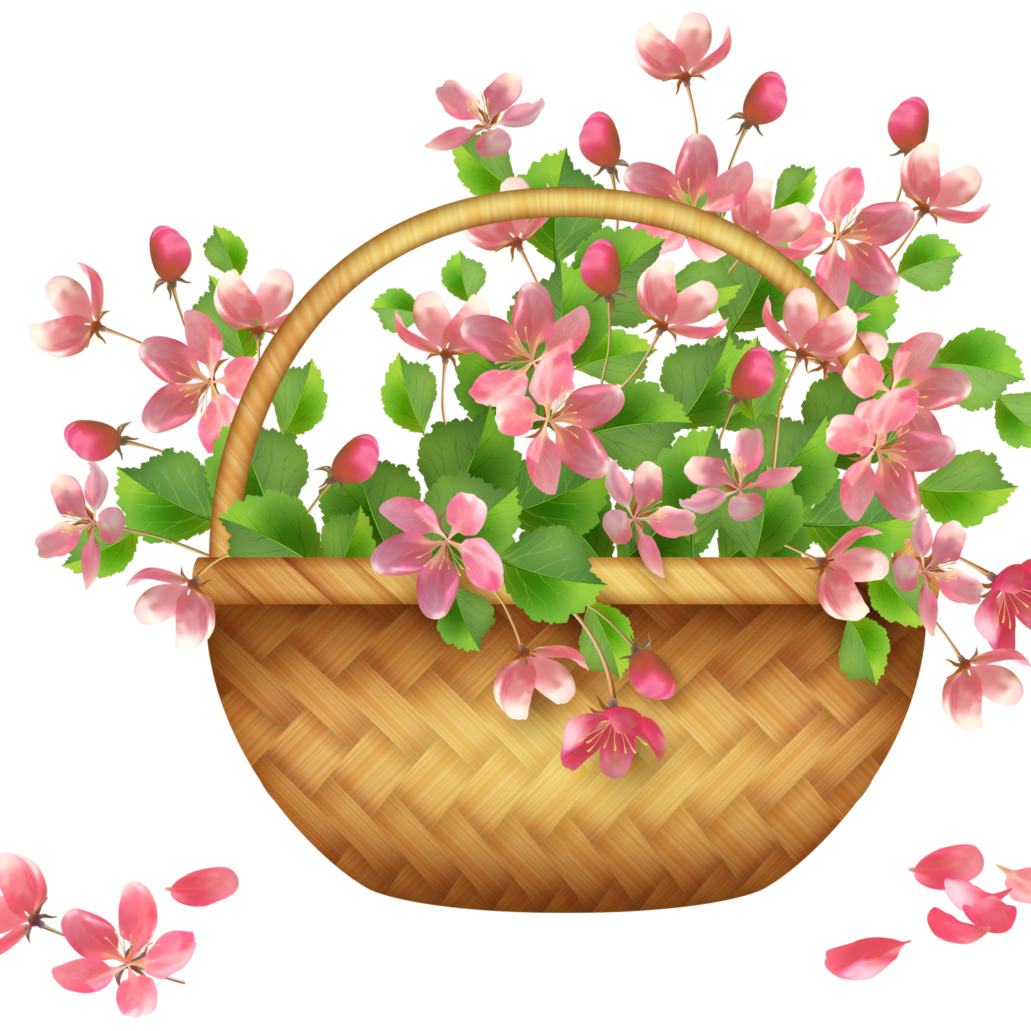 Flower bed clipart png free library Best Spring Flowers Clip Art #24115 Clipartioncom, spring flower ... png free library