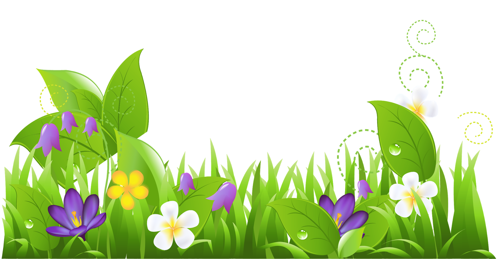 Enchanting flower garden cartoon. Earth with axis tilted toward sun free clipart
