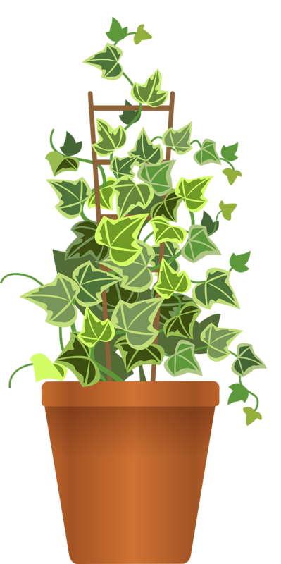 Growing flower clipart svg stock flower pot 8.png | ✿° my garden valley ° ✿ | Pinterest | Flower ... svg stock