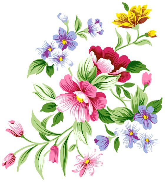 Clipart flower png picture freeuse download Flowers Decoration PNG Clipart | dekopaj | Pinterest | Decoration ... picture freeuse download