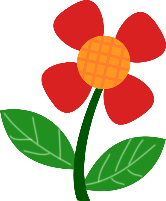 Clipartfest red inkscape adobe. Clipart flower png