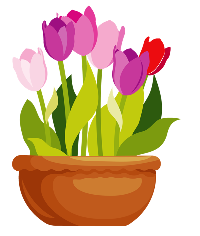 Clipart flower pot clip free library Picture 4.4 | ✿° my garden valley ° ✿ | Pinterest | Clip art ... clip free library