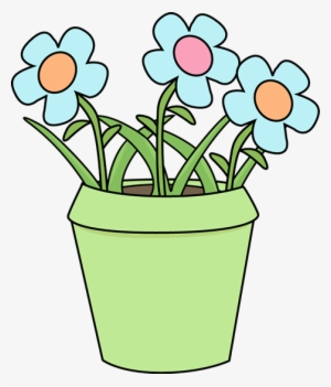 Clipart of a flower pot banner library library Flower Pot PNG & Download Transparent Flower Pot PNG Images for Free ... banner library library
