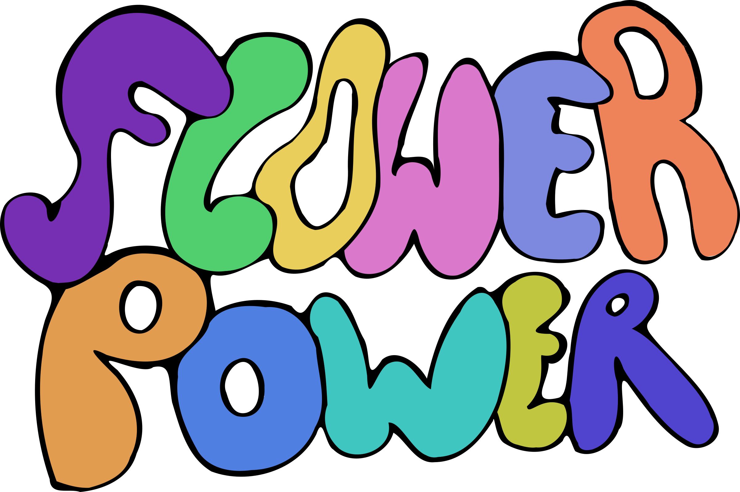 Clipart flower power clip library Flower Power Icons PNG - Free PNG and Icons Downloads clip library