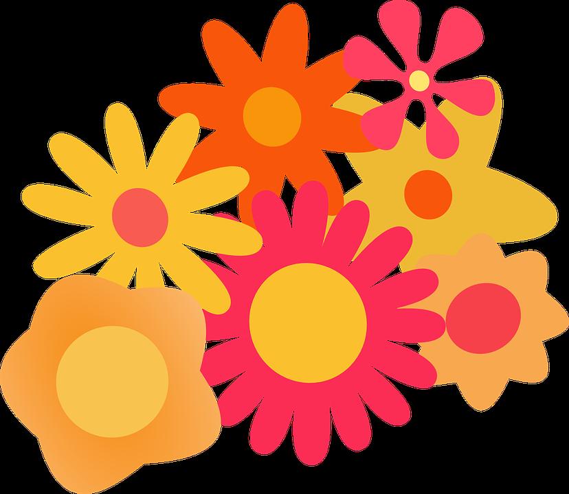 Cartoon Hawaiian Flower#4427942 - Shop of Clipart Library jpg