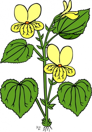 Clipart flowers and leaves image freeuse stock Clipart flowers and leaves - ClipartFest image freeuse stock