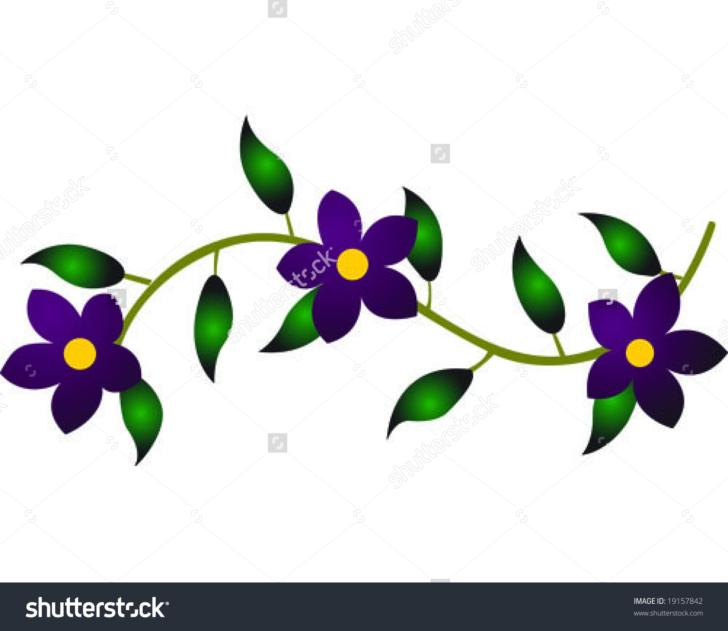 Clipart flowers and vines picture download Clipart vines and flowers - ClipartFest picture download