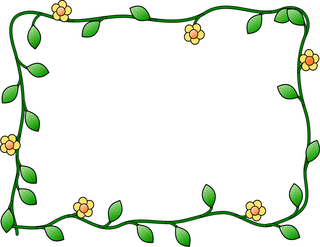 Clipart flowers and vines clipart freeuse stock Clip art flowers and vines 3 - Clipartix clipart freeuse stock
