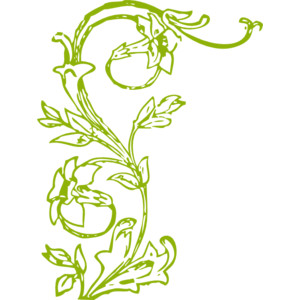 Clipart flowers and vines banner freeuse Flowers and vines images clipart - Clipartix banner freeuse