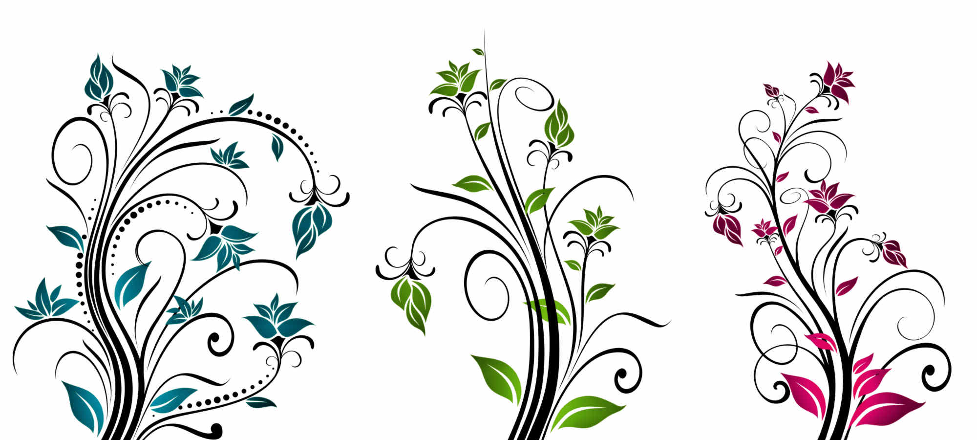 Clipart flowers free download image black and white stock Flower Vector Free | Free Download Clip Art | Free Clip Art | on ... image black and white stock