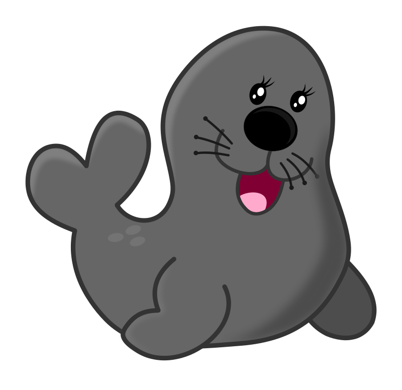 Clipart foca picture royalty free library Sea Lion Clipart foca 1 - 800 X 775 Free Clip Art stock illustration ... picture royalty free library