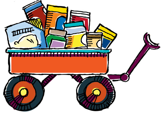 Clipart food bank clip art library stock Food Pantry Donations Clipart - Clipart Kid clip art library stock