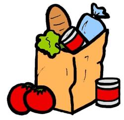 Clipart food bank picture royalty free library Food Bank Bag Clipart - Clipart Kid picture royalty free library