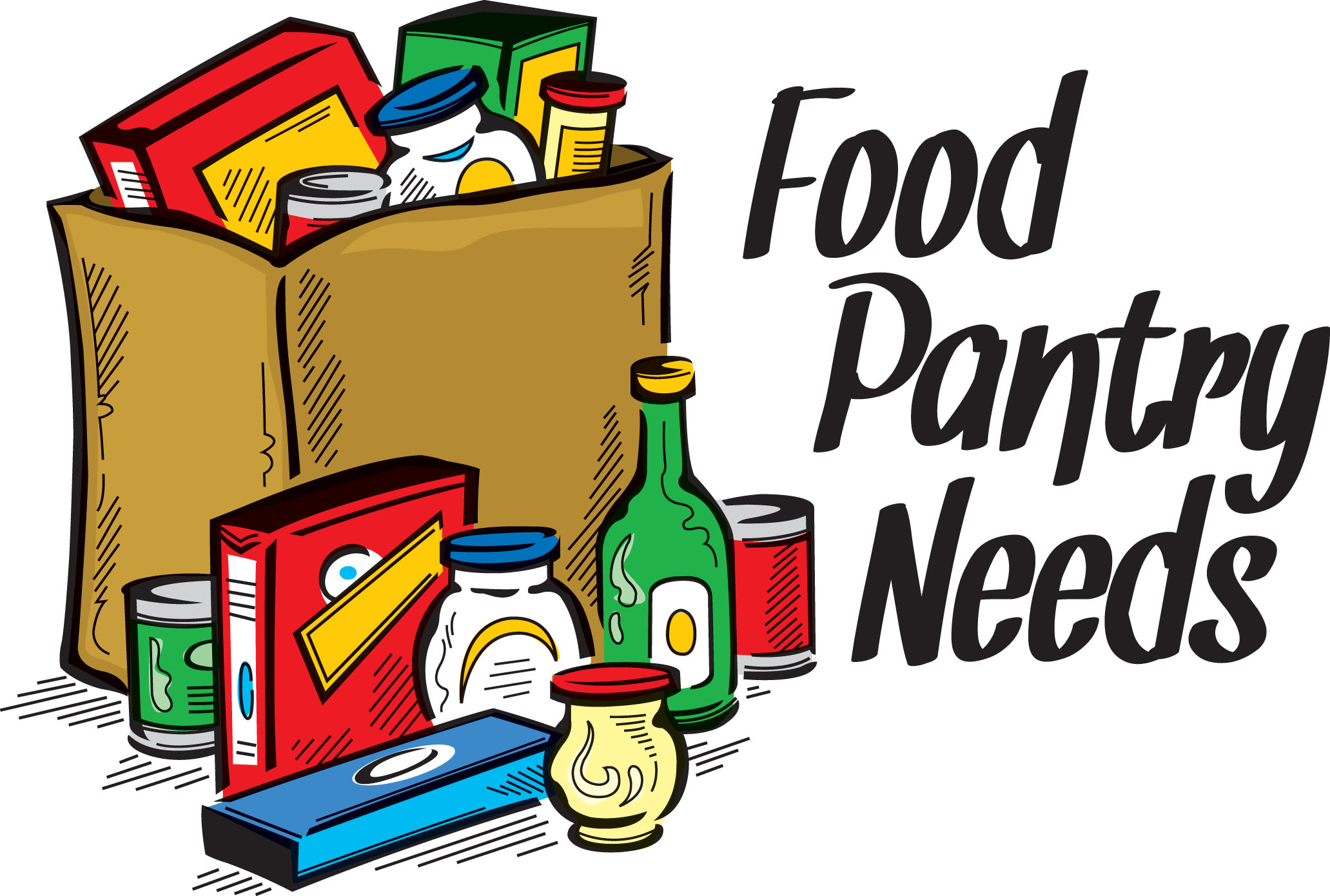 Clipart food bank image freeuse library Food Bank Clipart - Clipart Kid image freeuse library