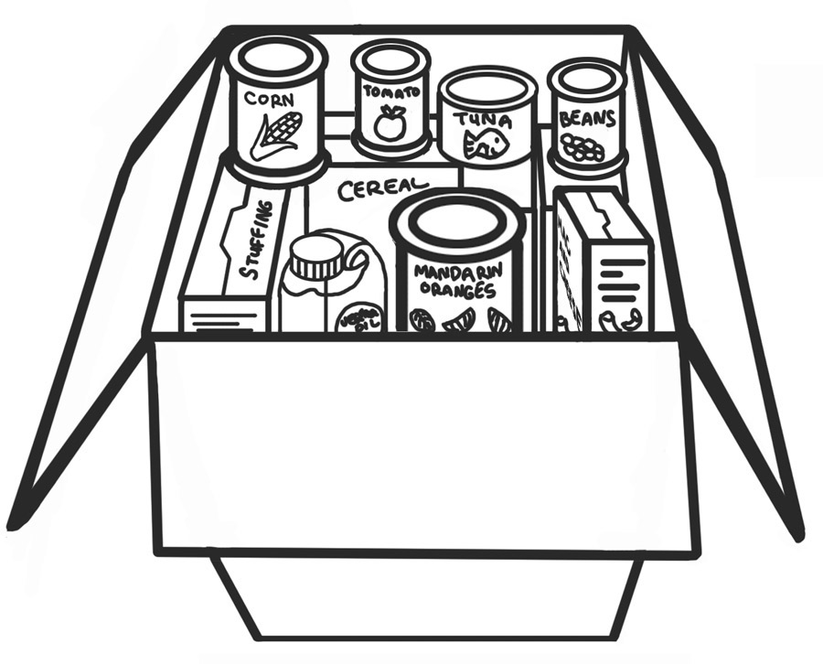 Clipart food bank graphic freeuse library Food bank clipart clipart kid 2 - Clipartix graphic freeuse library