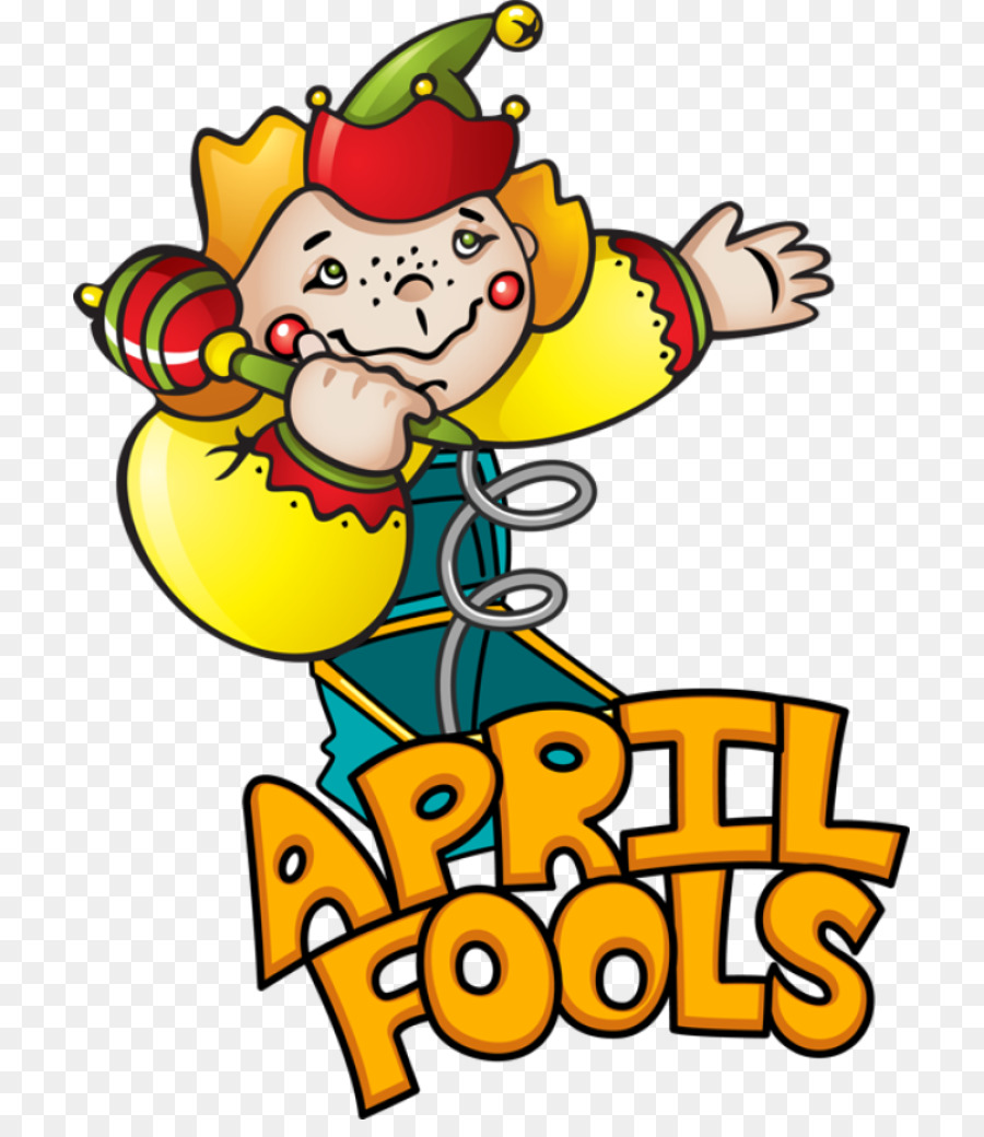 Fools clipart banner royalty free library April Fools Day clipart - Graphics, Food, Art, transparent clip art banner royalty free library