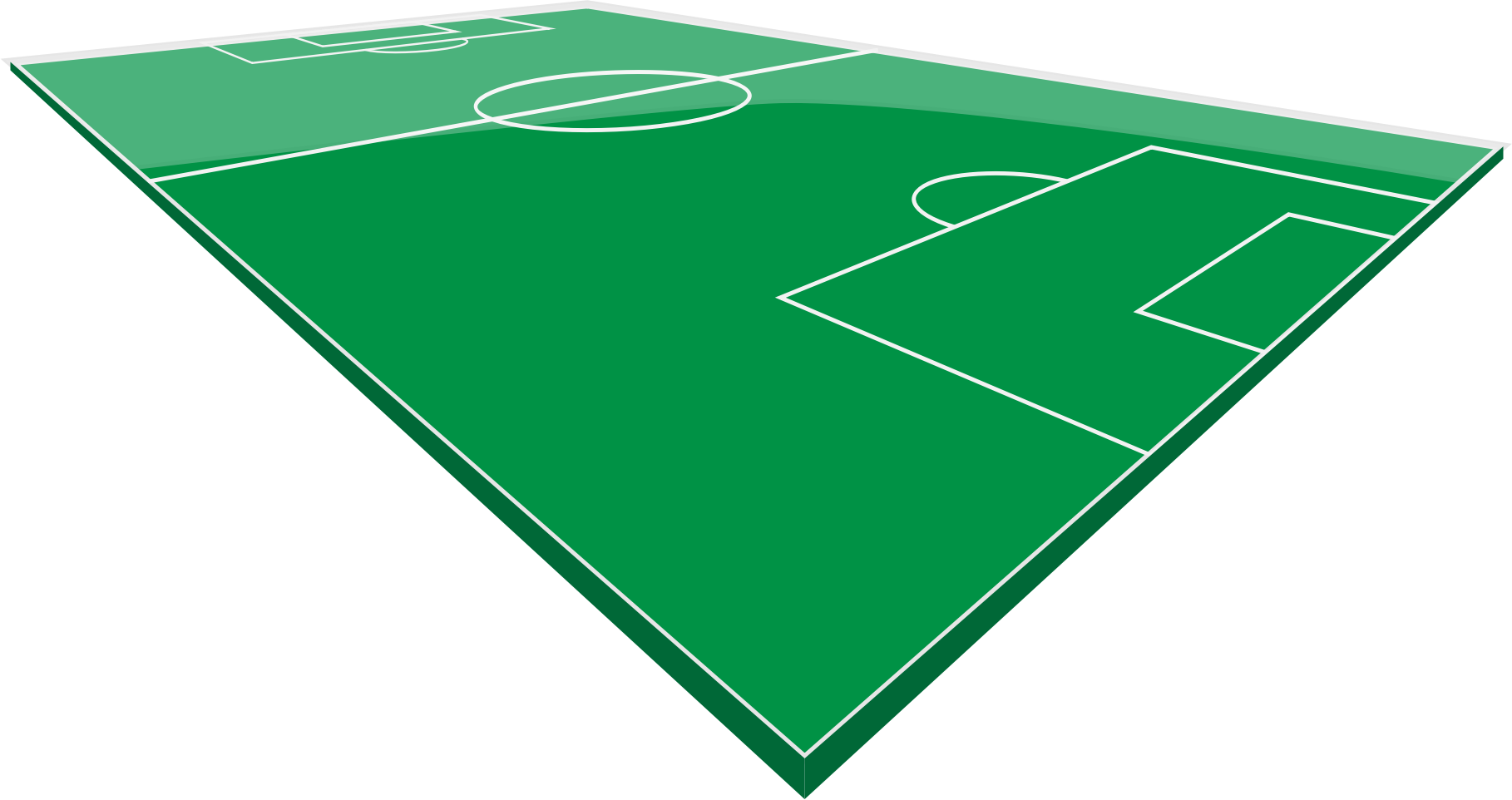 Clipart football field vector free download Clipart - Campo di Calcio vector free download