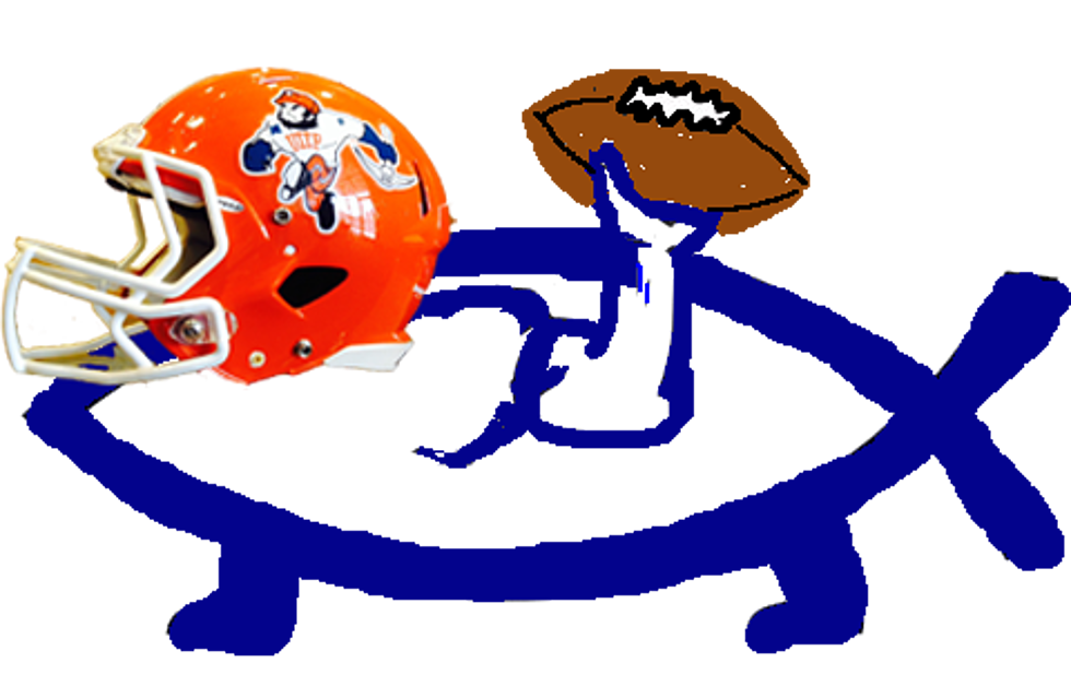 Clipart football fumble picture transparent stock As Injuries To Running Backs Mount, Can UTEP Evolve? picture transparent stock