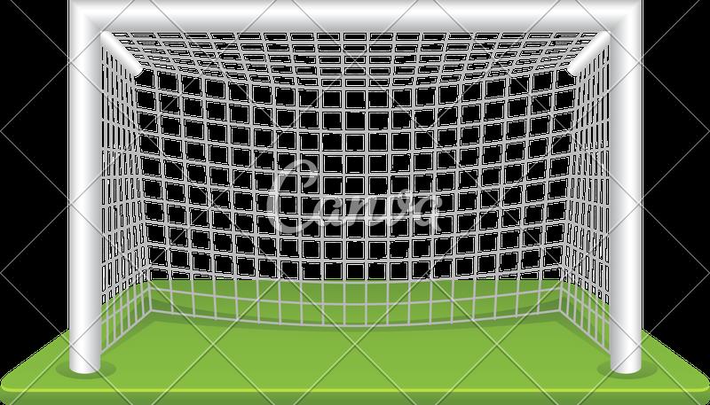 Football going through goal post clipart vector transparent stock Football Goal Post - Photos by Canva vector transparent stock