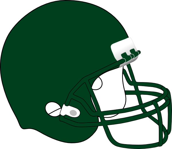 Clipart football helmet royalty free library Football Helmet 2 Clip Art at Clker.com - vector clip art online ... royalty free library