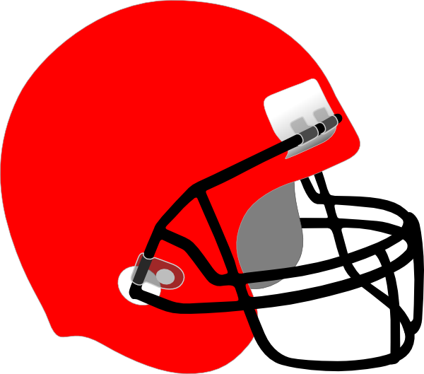 Helmet football clipart vector transparent library Football Helmet Clip Art at Clker.com - vector clip art online ... vector transparent library