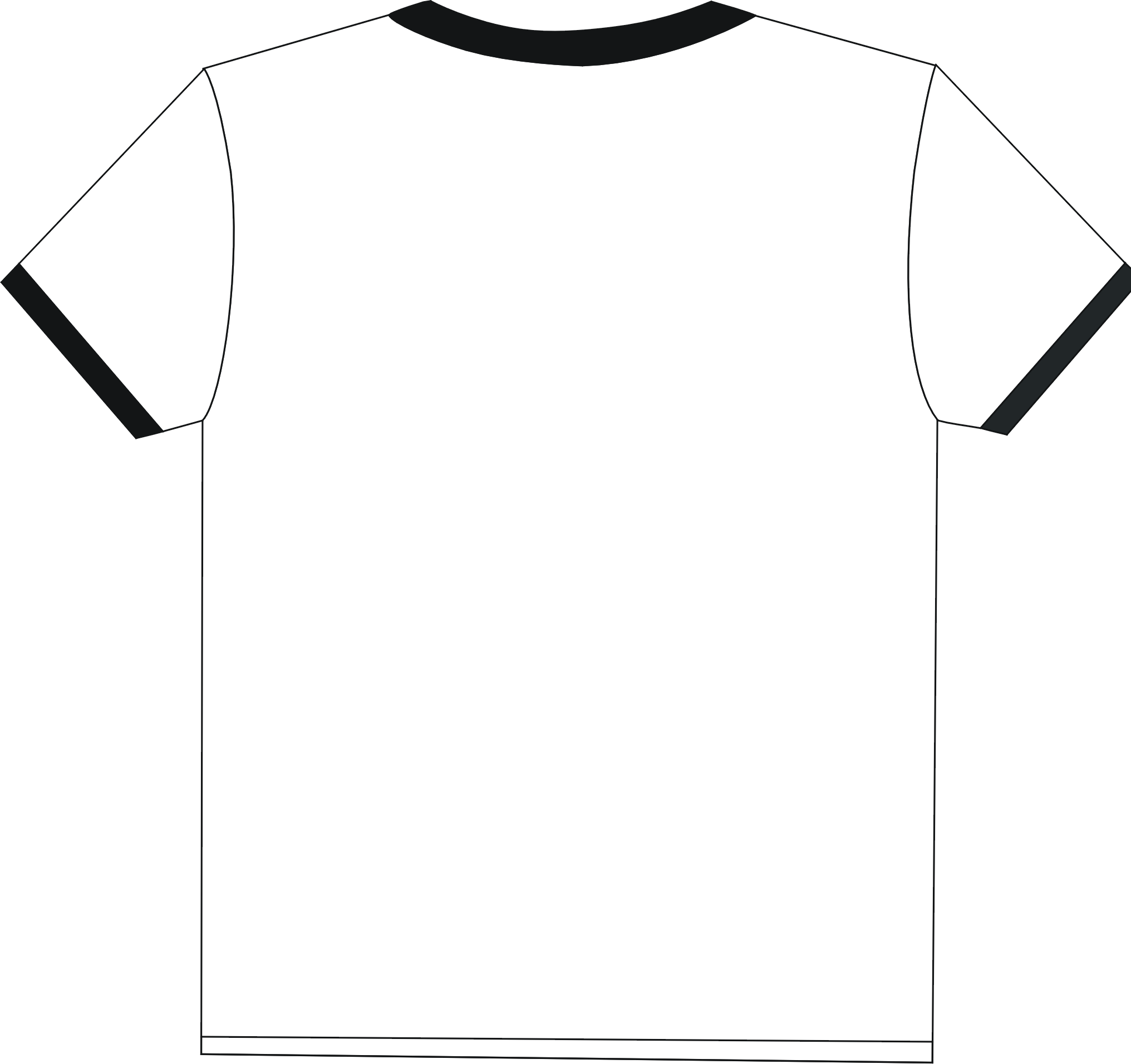 Clipart football jersey svg freeuse library Shirt Clipart blank - Free Clipart on Dumielauxepices.net svg freeuse library