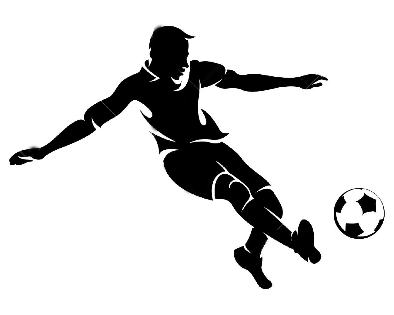 Football player clipart images image free download 28+ Collection of Football Player Clipart Images | High quality ... image free download