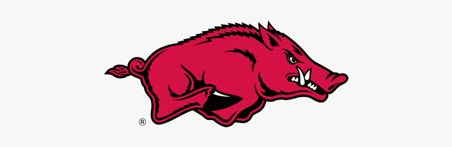 Clipart football schedule svg download 2020 Arkansas Razorbacks Football Schedule Logo Image - Razorback ... svg download
