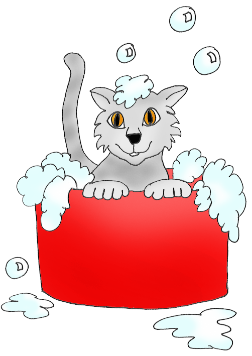 Clipart for a cat freeuse Cat Clip Art, Cat Sketches, Cat Drawings & Graphics freeuse