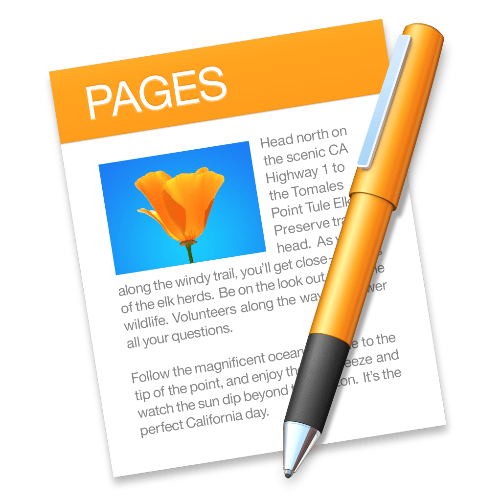 Clipart for apple pages picture library stock Free Mac Software for Desktop Publishing picture library stock
