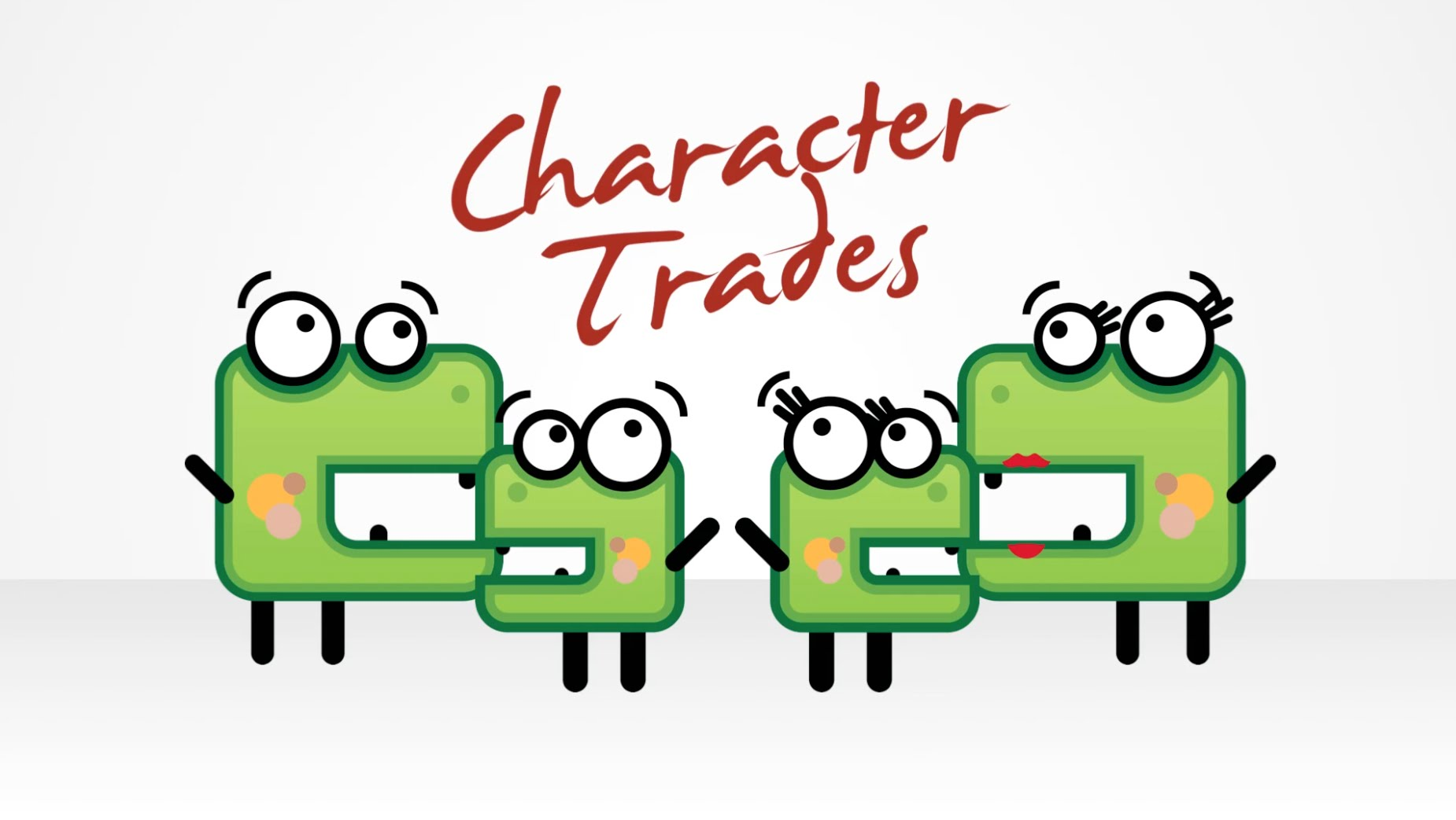 Clipart for bible character traits banner transparent Character Trades - Family Games That Help Kids Build Positive ... banner transparent