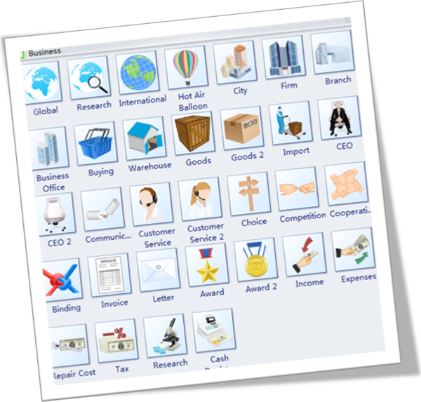 How to . Clipart for business use