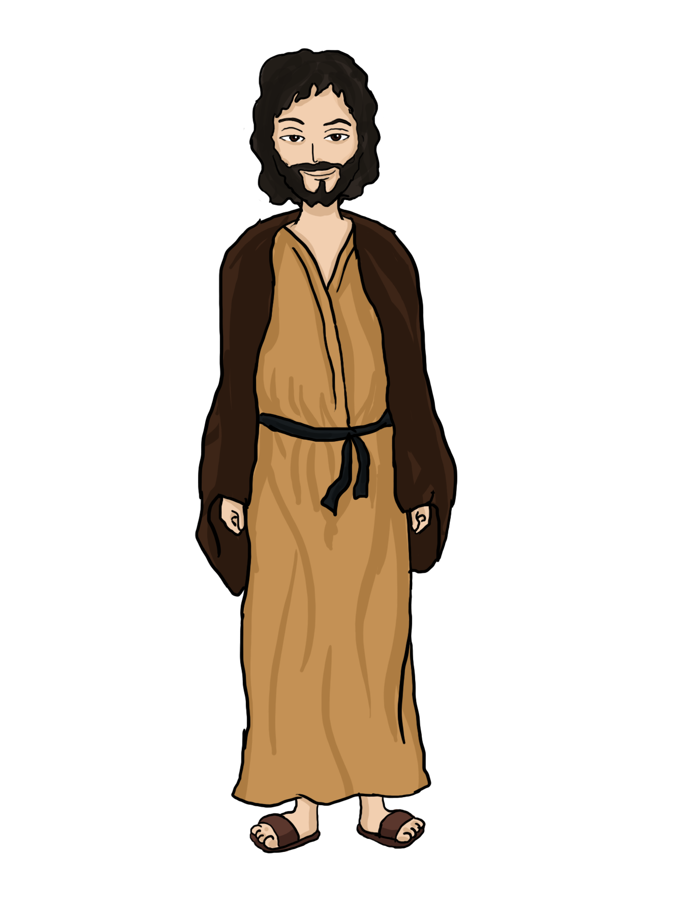 Clipart for christian character clipart transparent library bible people clipart - Google Search | CLIP ART PEOPLE FOR ANIMATED ... clipart transparent library