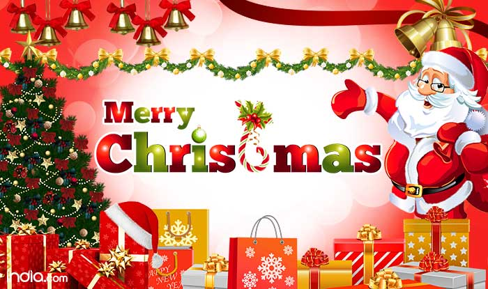 Clipart for christmas eve facebook banner freeuse stock Christmas Wishes in Hindi - Merry Christmas Quotes, Messages, SMS ... banner freeuse stock
