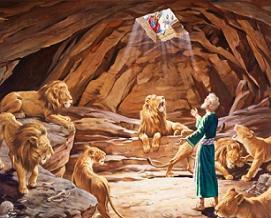 Clipart for daniel in the lion s den vector royalty free download Free Daniel in the Lion\'s Den Clipart vector royalty free download