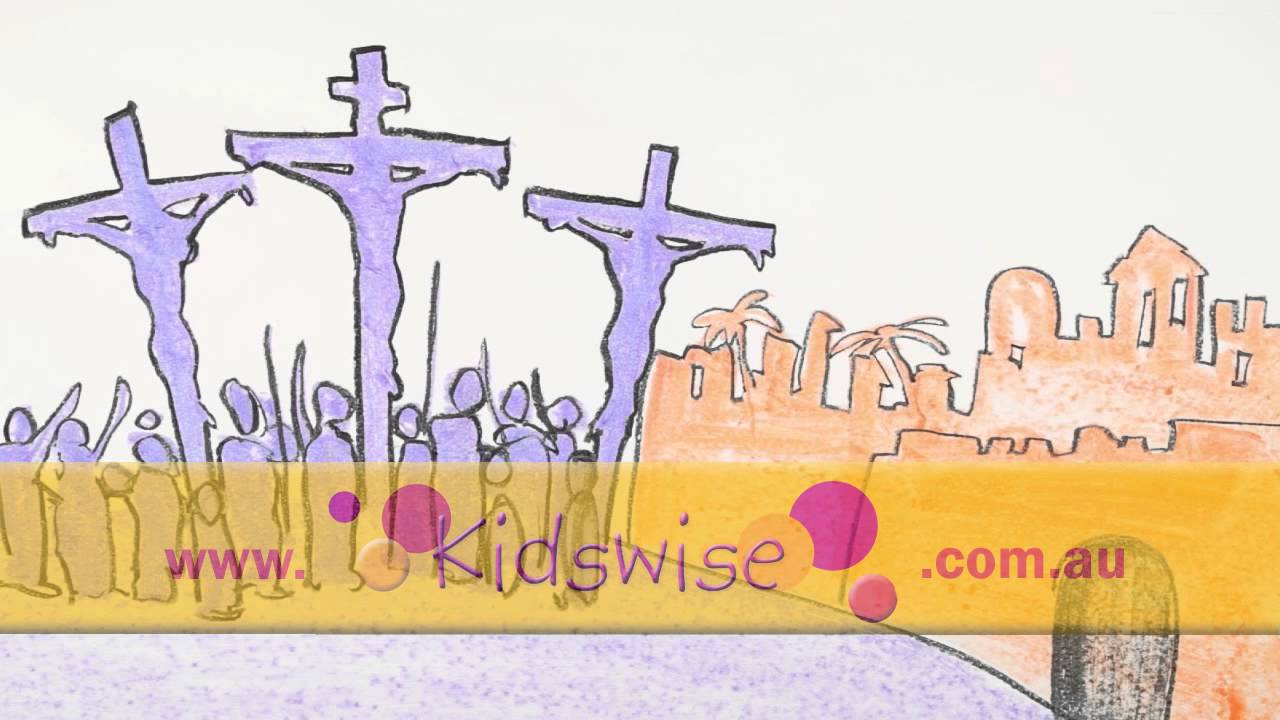 Clipart for easter jesus and the two thieves png freeuse download The Story Of The Two Thieves png freeuse download